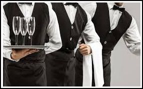 camareros Barcelona